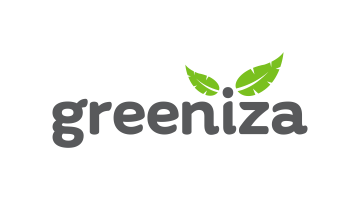 Logo for Greeniza.com