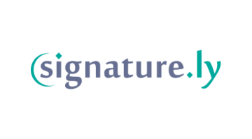 Logo for Signature.ly