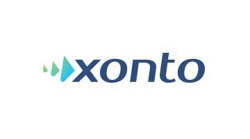 Logo for Xonto.com