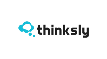 Logo for Thinksly.com