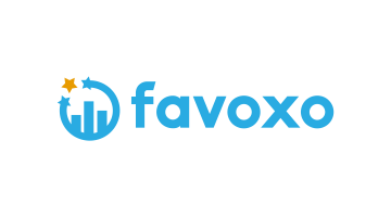 Logo for Favoxo.com