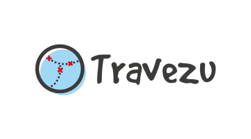 Logo for Travezu.com