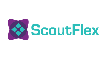 Logo for Scoutflex.com