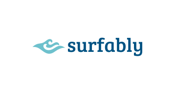 Logo for Surfably.com