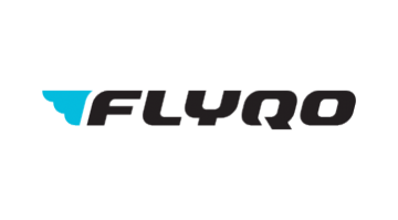 Logo for Flyqo.com