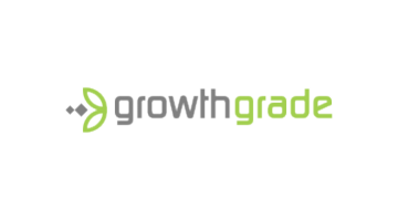 Logo for Growthgrade.com