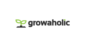 Logo for Growaholic.com