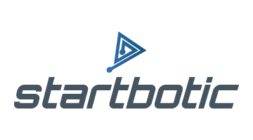 Logo for Startbotic.com