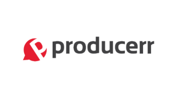 Logo for Producerr.com