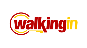 Logo for Walkingin.com