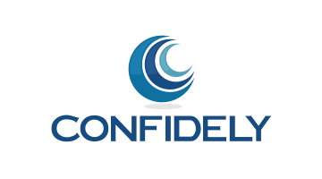 Logo for Confidely.com
