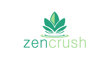 Logo for Zencrush.com