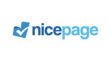 Logo for Nicepage.com
