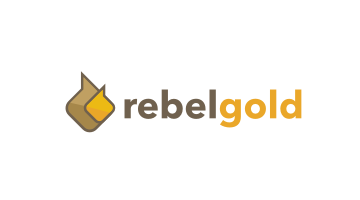 Logo for Rebelgold.com