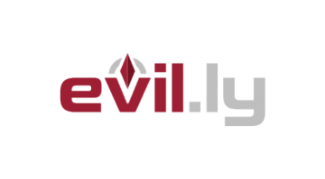 Logo for Evil.ly