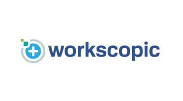 Logo for Workscopic.com