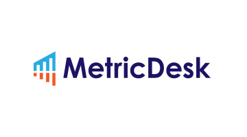 Logo for Metricdesk.com