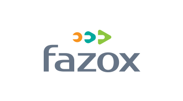 Logo for Fazox.com