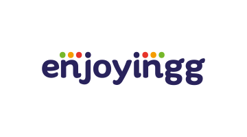 Logo for Enjoyingg.com