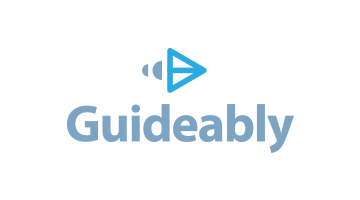 Logo for Guideably.com