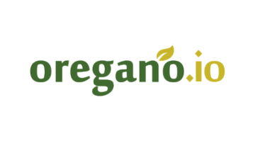 Logo for Oregano.io