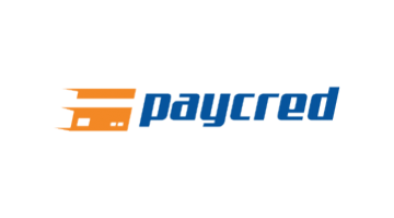 Logo for Paycred.com