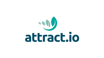 Logo for Attract.io