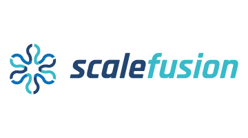Logo for Scalefusion.com