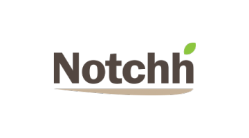 Logo for Notchh.com