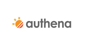 Logo for Authena.com