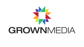 Logo for Grownmedia.com