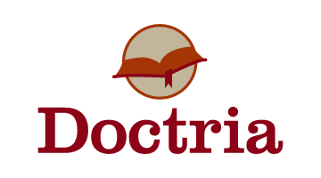 Logo for Doctria.com
