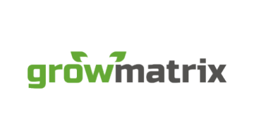 Logo for Growmatrix.com