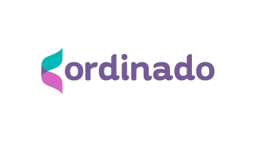 Logo for Ordinado.com