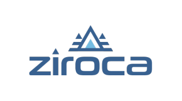 Logo for Ziroca.com