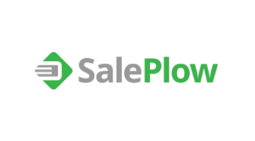 Logo for Saleplow.com