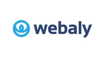 Logo for Webaly.com