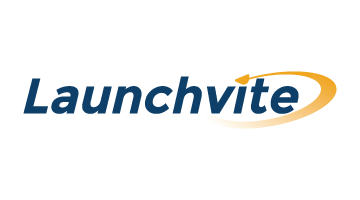 Logo for Launchvite.com
