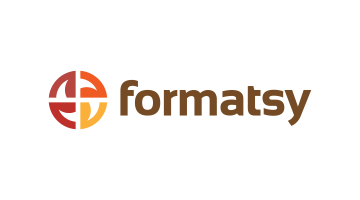 Logo for Formatsy.com