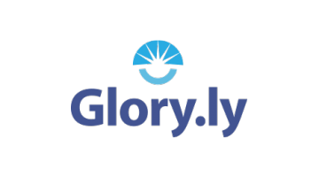 Logo for Glory.ly