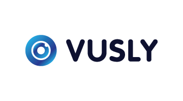 Logo for Vusly.com