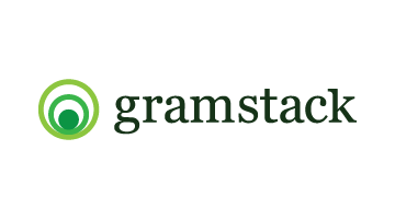 Logo for Gramstack.com