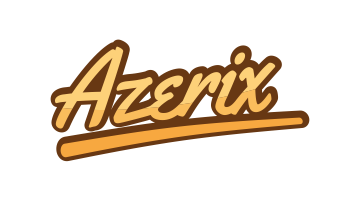 Logo for Azerix.com