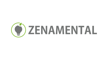 Logo for Zenamental.com