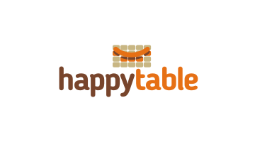 Logo for Happytable.com