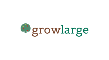 Logo for Growlarge.com