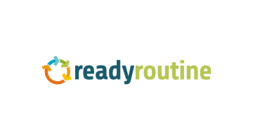 Logo for Readyroutine.com