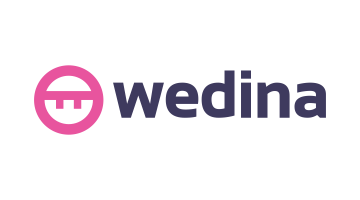 Logo for Wedina.com