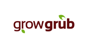 Logo for Growgrub.com
