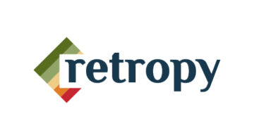 Logo for Retropy.com